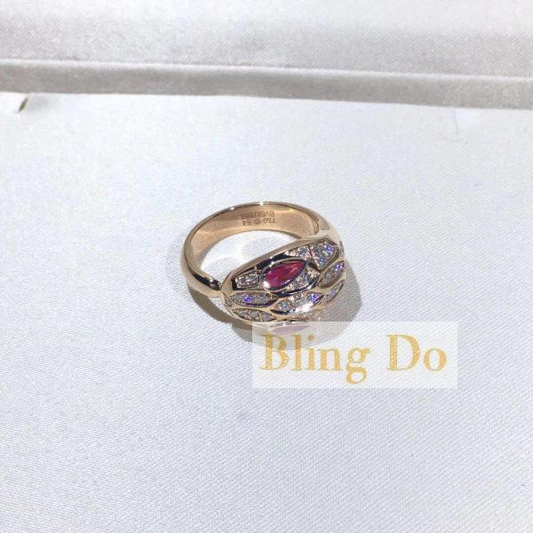 Bvlgari SERPENTI RING copy