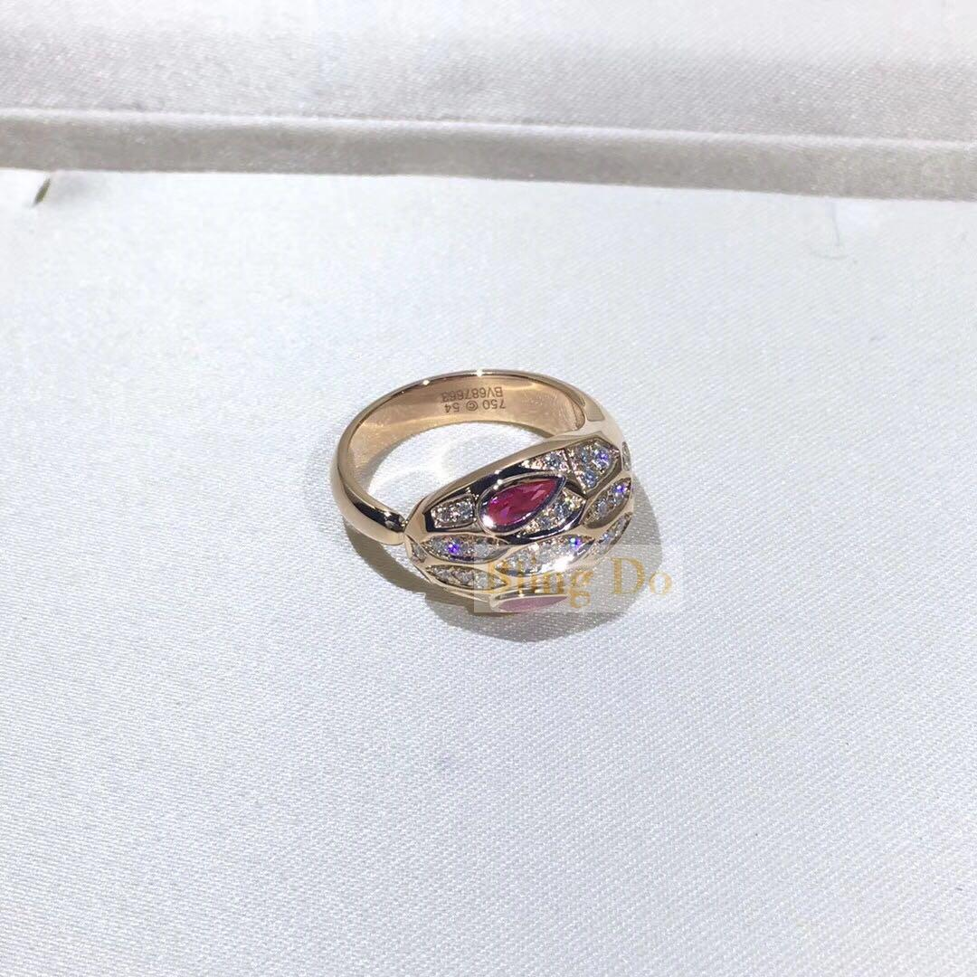 Bvlgari SERPENTI RING copy